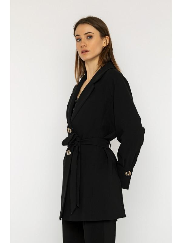 Darron Ceket Siyah