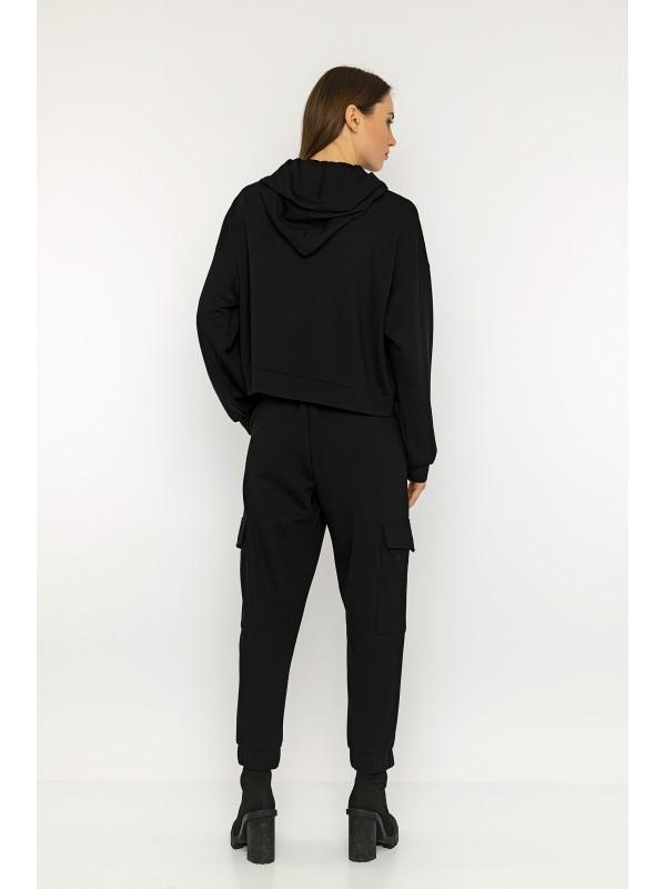 Baden Bluz Siyah