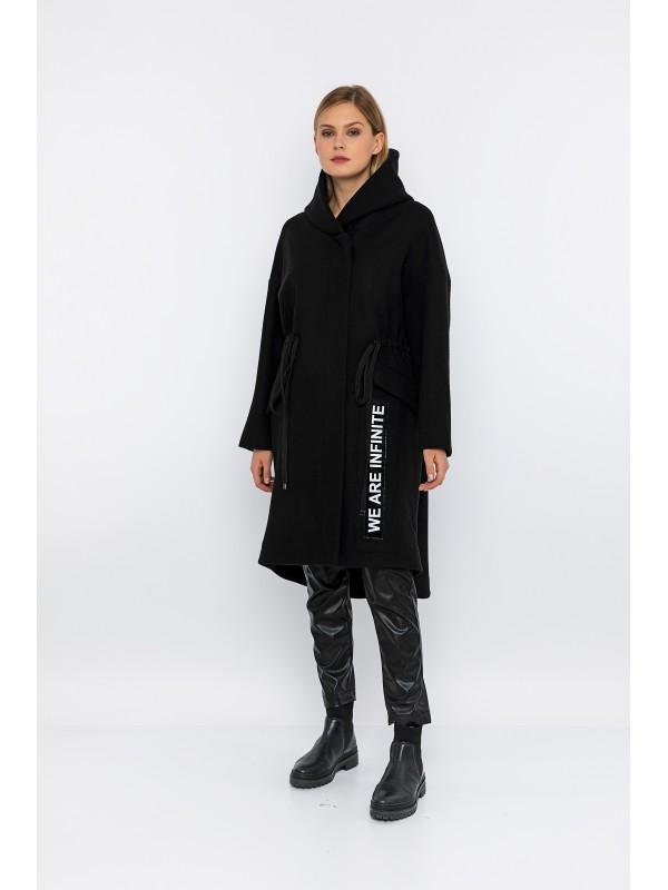 Angela Ceket Siyah
