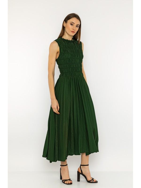 Caden Elbise Koyu Yeşil