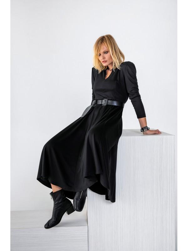 Fayola Elbise Siyah