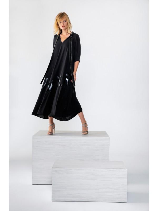 Tacita Elbise Siyah